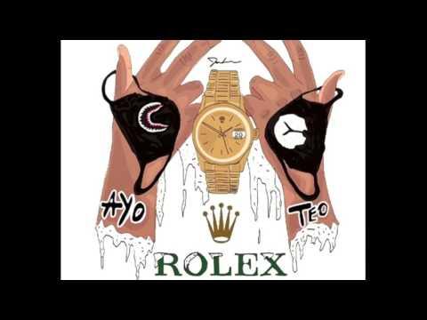1-hour-of-ayo-teo-rolex-rolexchallenge