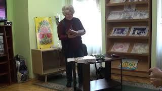 """Лариса Травникова """"Нить воспоминаний"""" (Как жестоко и просто растаял мир грёз...) - читает автор"""