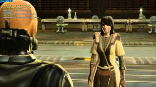 SWTOR: Sith Warrior Marauder Story Jaesa Williams (German)