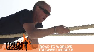 US Navy Seal and Triathlete Mark James Runs World's Toughest Mudder | Tough Mudder