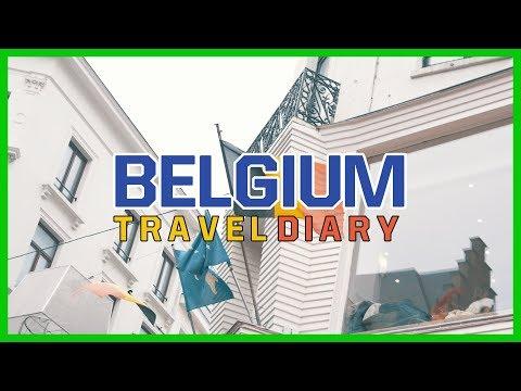 Belgium travel diary