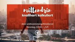 mittendrin | dein wohnzimmergottesdienst | 21.06.2020 | 10:00 Uhr