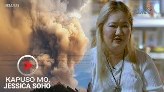 Kapuso Mo, Jessica Soho: Pagsabog ng Bulkang Taal, nahulaan ni Mamu?!