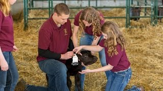 4-H Science of Agriculture: GPS Ear Tag team