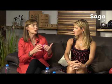 Inés Sainz y Paty Cantú platican con Tatiana Clouthier sobre campaña de AMLO