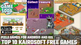 Top 10 Kairosoft Free Games For Android & Ios
