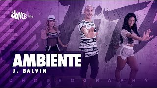 Ambiente J. Balvin FitDance Life Coreograf a Dance.mp3