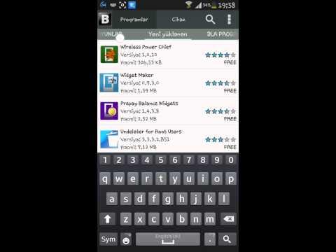 Androidde pullu oyunlari pulsuz yukle