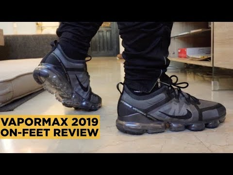 pretty nice de0bc d44fe NIKE VAPORMAX 2019 ON-FEET REVIEW: IS IT WORTH BUYING? - YouTube