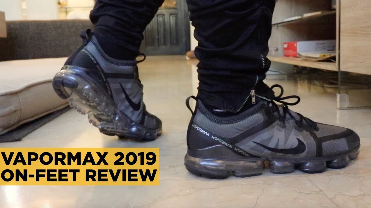 2a40a9c80c9c NIKE VAPORMAX 2019 ON-FEET REVIEW  IS IT WORTH BUYING  - YouTube