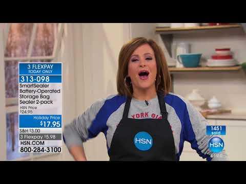 HSN   Holiday Entertaining featuring Cuisinart 10.24.2017 - 11 AM