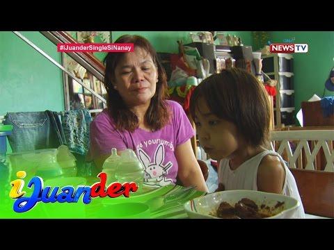 IJuander: Ang Pagsasakripisyo Ng Isang Single Mom Para Sa Anak