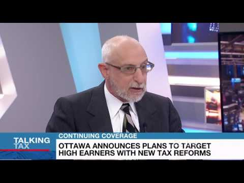 David Rotfleisch on Canada Revenue Agency's plans to close tax loopholes in 3 areas