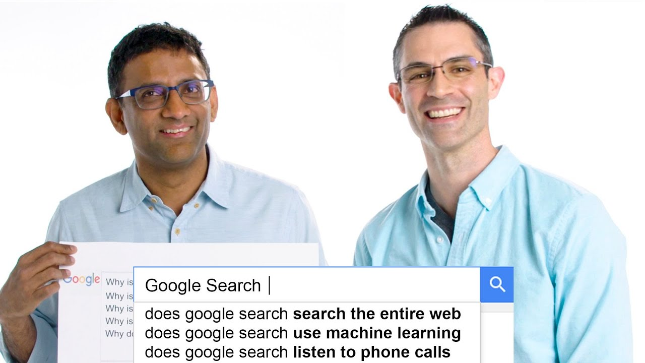 Google Search Team Answers the Web\'s Most Searched Questions | WIRED ...