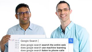 Google Search Team Answers the Web