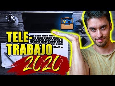5 HERRAMIENTAS PARA TRABAJAR DESDE CASA | Teletrabajo 2020