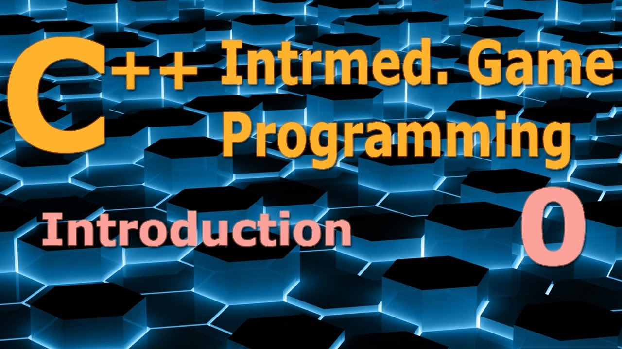 introduction to game programming with c++ pdf
