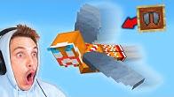 I found the ELYTRA in Minecraft (flying)