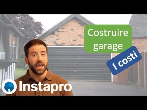 Costruire garage: quali