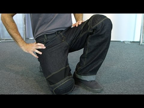 Motorcycle Riding Pants >> Icon Overlord Riding Pants   Motorcycle Superstore - YouTube