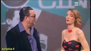 Ma stai sempre a magnà - Andrea Delogu e G-Max