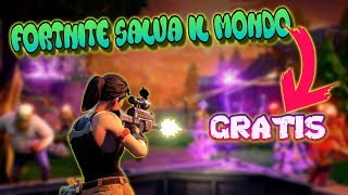 FORTNITE Save the World FOR FREE?! -[2019]