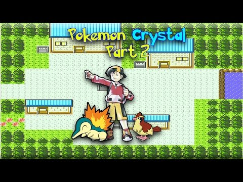 Pokemon Crystal Walkthrough Part 2 Enter Kcid