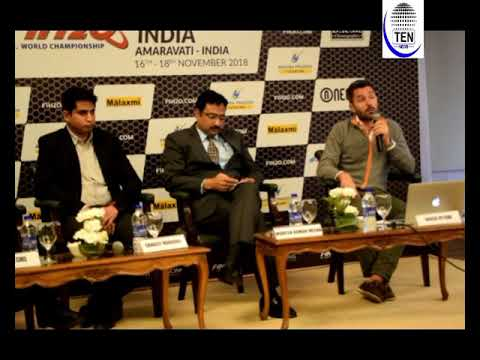 Amravati gears up for F1H2O India Grand Prix, Power Boat Race | Holds Press Conference in Delhi