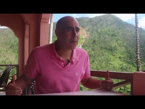 Puerto Rico B&B owner discusses the tourism industry after hurricane | Cronkite News