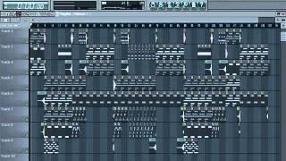 Electro Flow Instrumental 2 (Wisin & Yandel Style) 2013