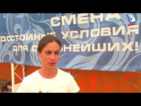 Мастер-класс балерины Натальи Лихобабиной.