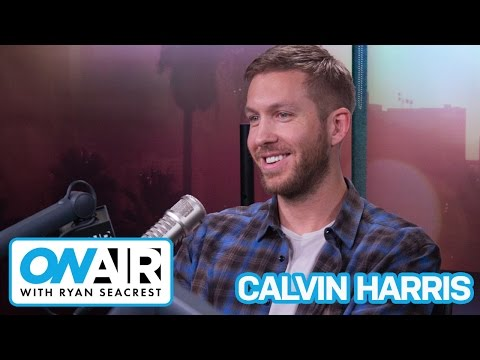Calvin Harris Talks Coachella, Stage Name Origins | On Air with Ryan Seacrest