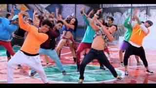 Heropanti | Making of Pappi Song | Tiger Shroff, Kriti Sanon