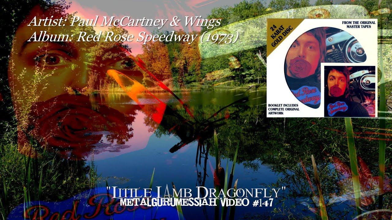 Little Lamb Dragonfly - Paul McCartney & Wings (1973)