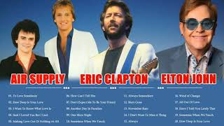 Best Acoustic Soft Rock 60s 70s 80s  - Greatest Hits Acoustic Rock Love Songs Collection