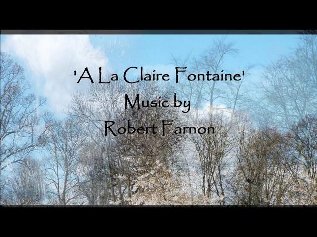 Robert Farnon: A La Claire Fontaine