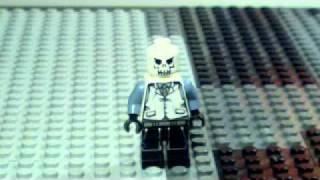 My Custom Lego Batman Minifigures