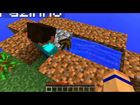 Minecraft - The Cube (Skyblock Feat. Fernando)