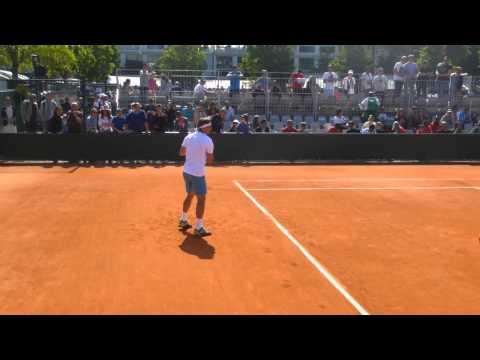 David Ferrer Practice #RG15