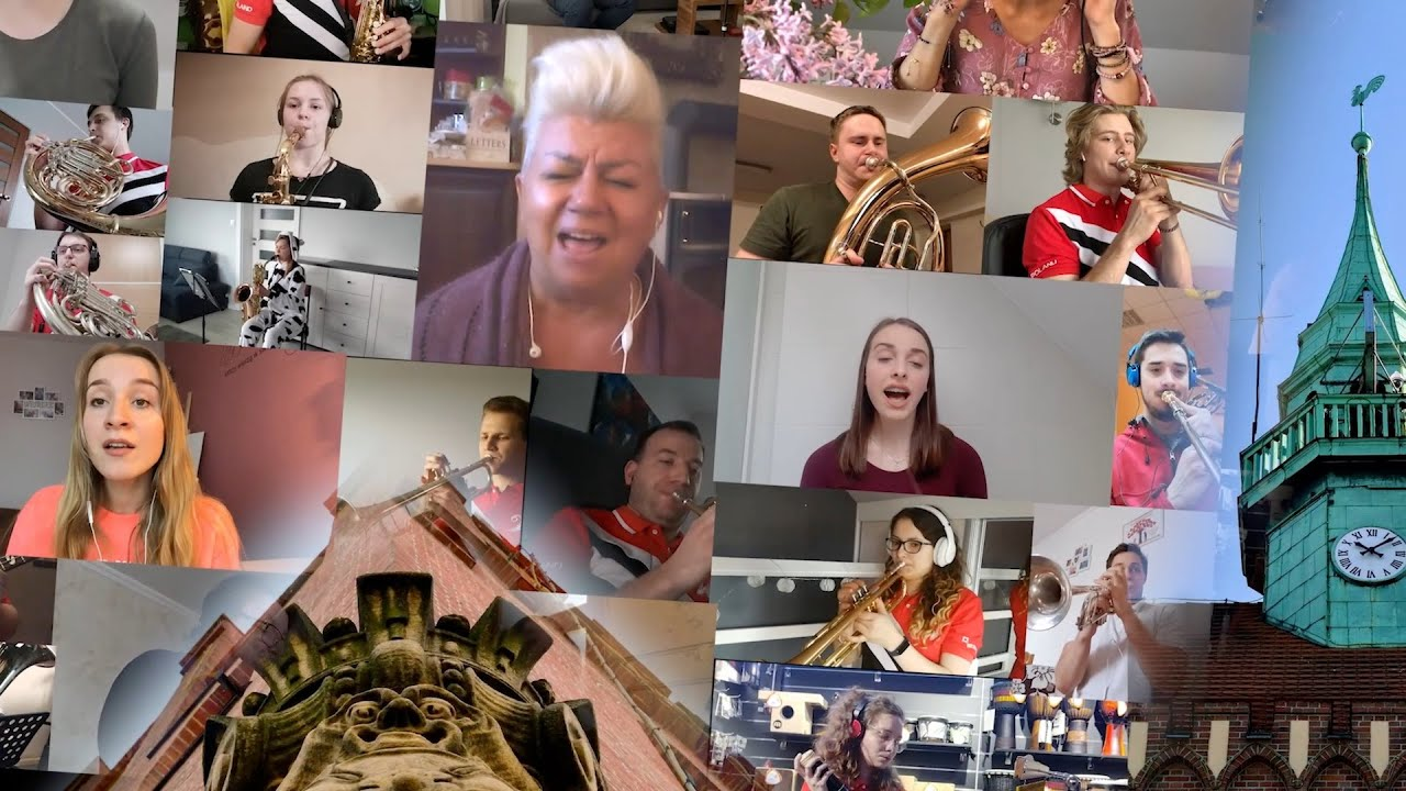 We Are The World - Wrzesińska Orkiestra Dęta