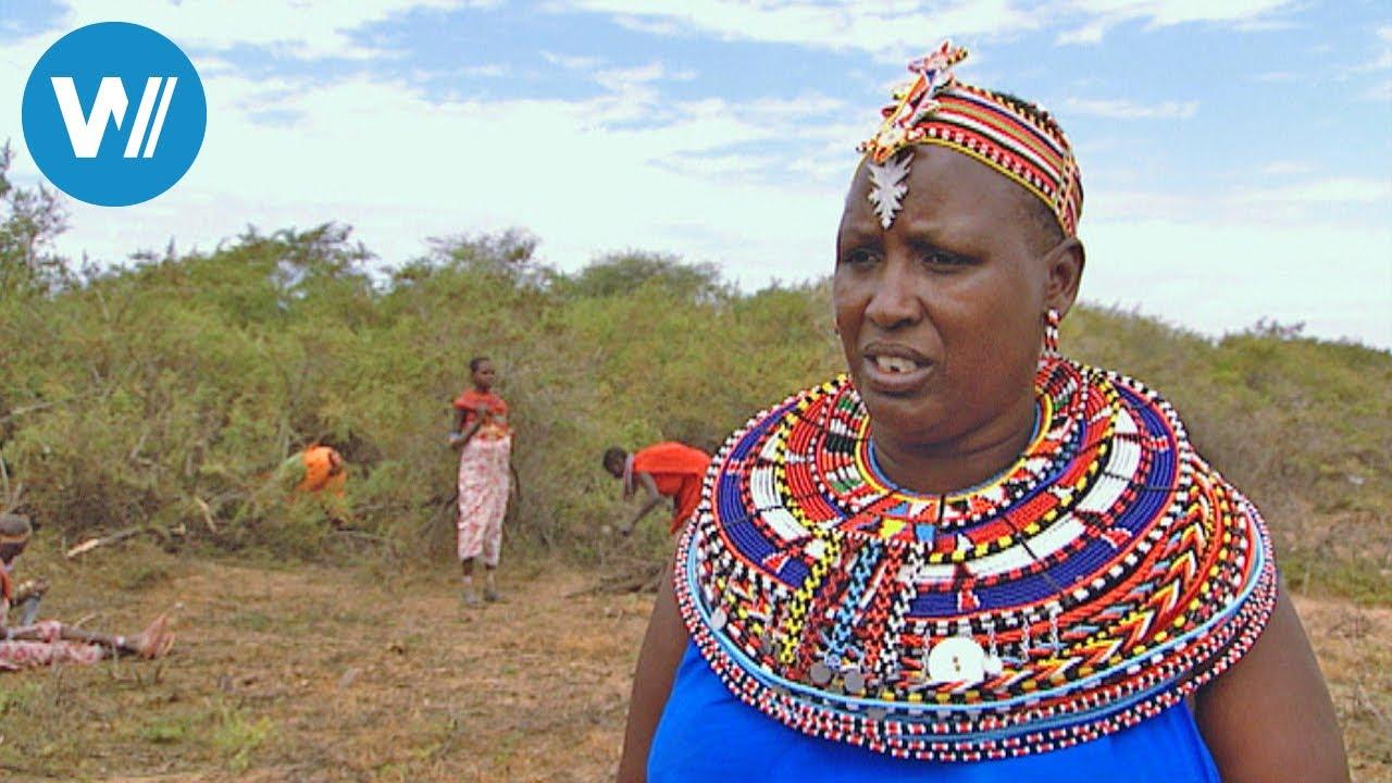 Kenianische Frauen für die Ehe