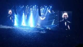 Kent sista konserten Tele2 Arena 2016-12-17 - Intro/999