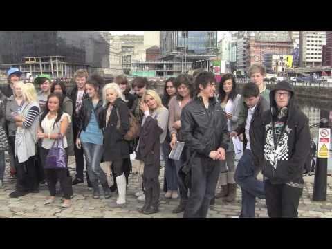 Leeds Met BA (Hons) Entertainment Management: Liverpool Field Trip 2010