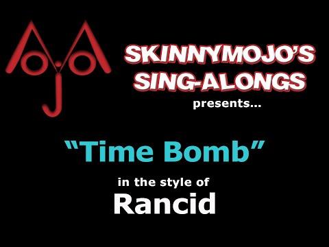 [KARAOKE] Rancid - Time Bomb