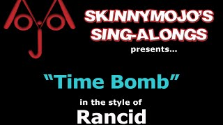 [KARAOKE] Rancid - Time Bomb