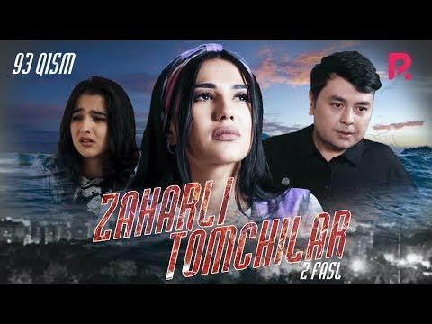 Zaharli Tomchilar (o'zbek Serial) | Захарли томчилар (узбек сериал) 93-qism #UydaQoling