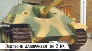 Deutsche Jagdpanzer (Tank destroyers)