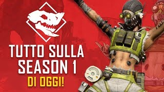 TUTTA LA SEASON 1 di APEX Legends! PASS Battaglia di Oggi! Pareri?