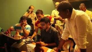 Vitthala Song Making | Sukhwinder Singh Making | Nagrik Marathi Movie