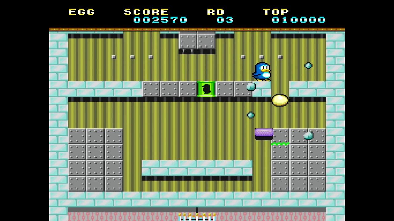 37549f4342dd MiSTer FPGA Genesis Ikazuse! Koi no Doki Doki Penguin Land MD - YouTube
